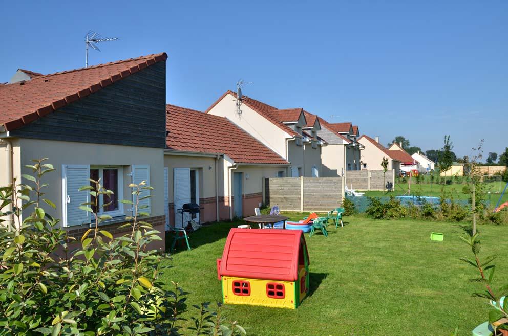 Logement social tourville la chapelle residence les for Auberge a la maison mesniere en bray