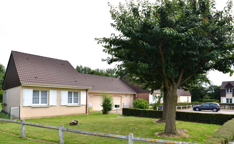Logement social varengeville sur mer residence georges for Auberge a la maison mesniere en bray
