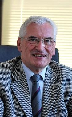photo de Monsieur Gauche, président 2010-2013