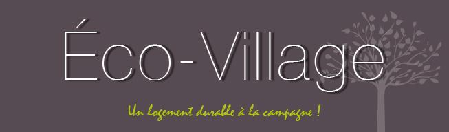 Bandeau Eco-Village